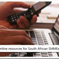 Online Resources for Tourism SMMEs in South Africa