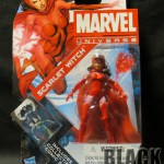 Scarlet Witch Front of Packaging