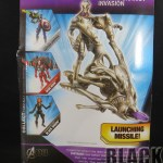 Marvel Avengers Chitauri Back of Package