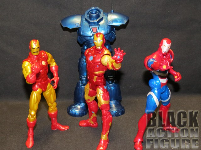 Iron Man 3 Marvel Legends