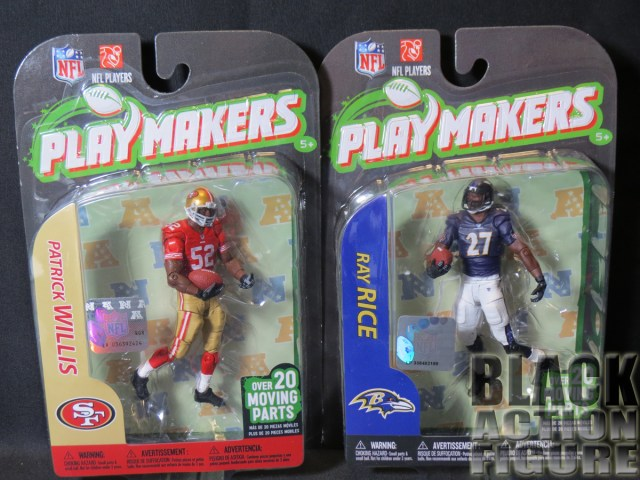 Mcfarlane Toys NFL Playmakers