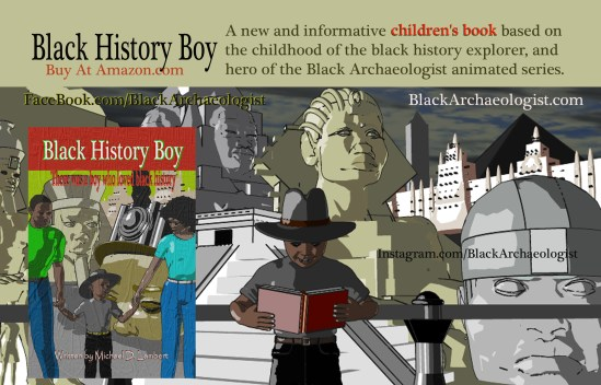 Black History Boy Black History Book for kids