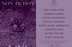 'Non-Fiction' – The Underground Museum
