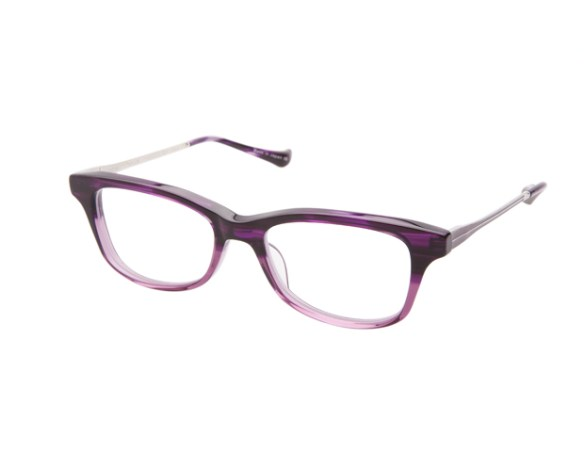 """COLOR: Eyewear designers create frames in the latest colors as well, Miller-Johnson adds.   Style Nod: """"Dita designs distinguish themselves with quality, fit and look."""" Try """"Lucia"""" in a cool lavender for a pop in hue and style. (DitaLegends.com; $390)"""