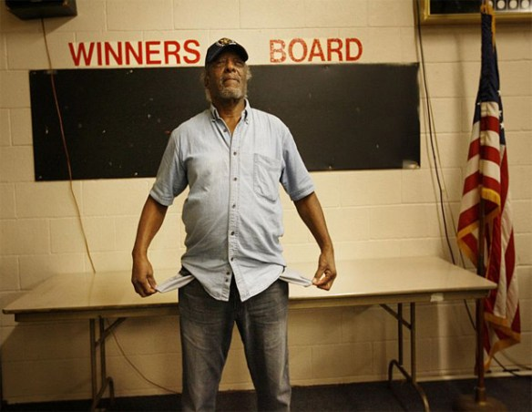 THE BAD  Willis Willis---yes, that's his real name---was a winner of a $1 million prize in the Texas Lottery in 2009. When checking the ticket with the clerk at the convenience store, he was only given $2. The clerk then pocketed the ticket and cashed it in at the lottery headquarters. He fled to his native country of Nepal. Willis is now suing the Texas lottery commission as well as the clerk who stole his ticket, in hopes of recovering all of his winnings.