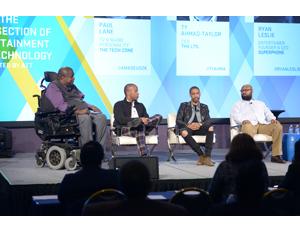 Left-to-right: Paul Lane, Ty Ajmad-Taylor, Ryan Leslie, Corey Rosemond (Image: File)