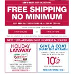 Burlington Coat Factory black friday ad scan - page 11