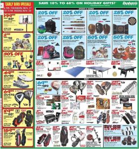 dunhams sports black friday ad scan - page 8