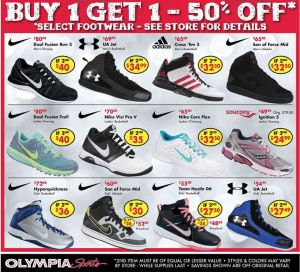 olympia sports black friday ad scan - page 8