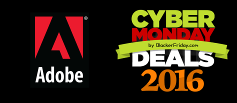 Adobe Cyber Monday 2016