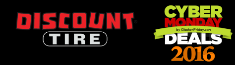 Discount Tire Cyber Monday 2016