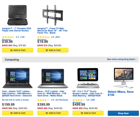 Best Buy Labor Day Sale 2015 - Page 3