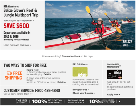 REI Labor Day Sale 2015 - Page 4