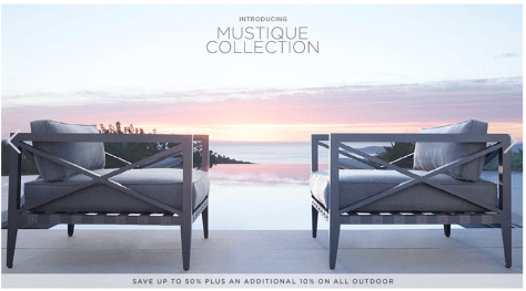 Restoration Hardware Labor Day Sale 2015 - Page 2