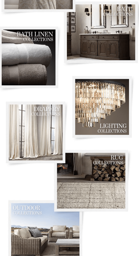 Restoration Hardware Labor Day Sale - Page 2