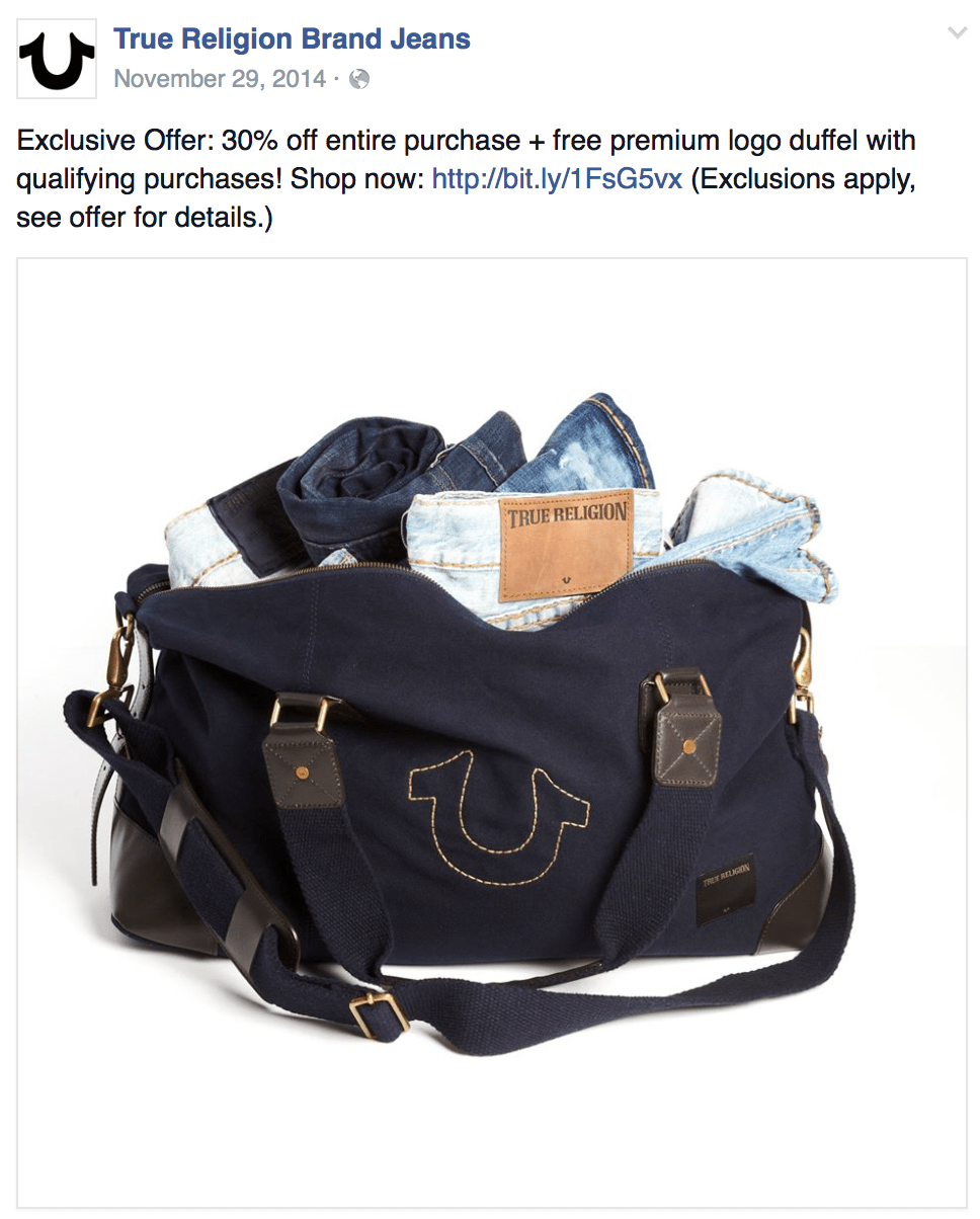 Black friday deals true religion jeans