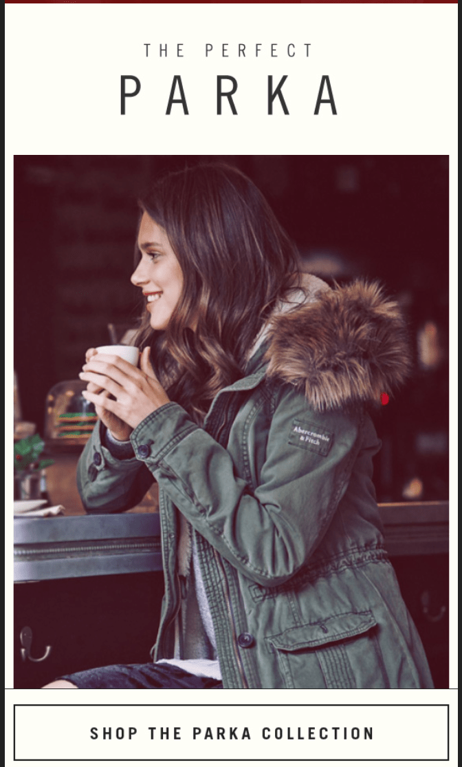Abercrombie and fitch cyber monday deals 2018