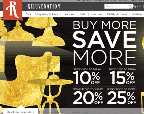 Rejuvenation Black Friday 2015 Ad - Page 1