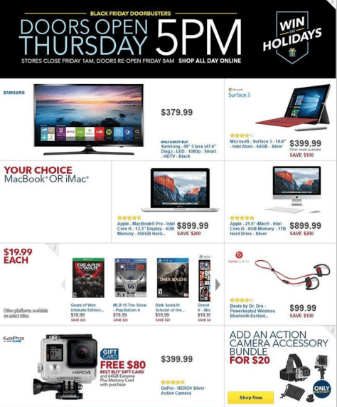 Best Buy Black Friday 2015 Ad - Page 2
