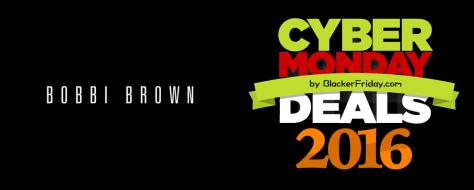 Bobbi Brown Cyber Monday 2016
