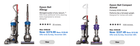 Dyson Black Friday 2015 Ad - Page 4