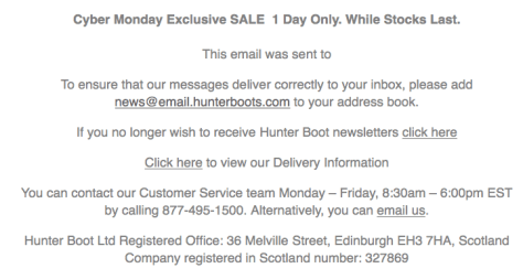 Hunter Cyber Monday Ad - Page 2