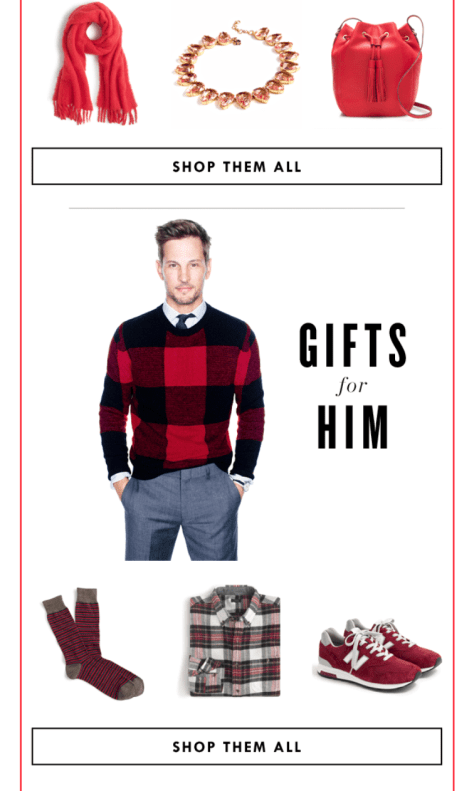 JCrew Black Friday 2015 Flyer - Page 2