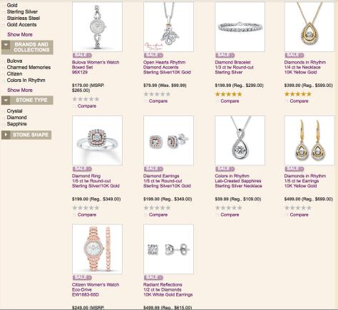 All Deals › Black Friday › Jewelry Black Friday Ads. Jewelry Black Friday Ads. Jewelry Deals VIEW ALL. Osiana Teardrop Swarovski 18