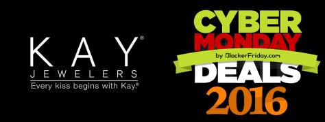 Kay Cyber Monday 2016