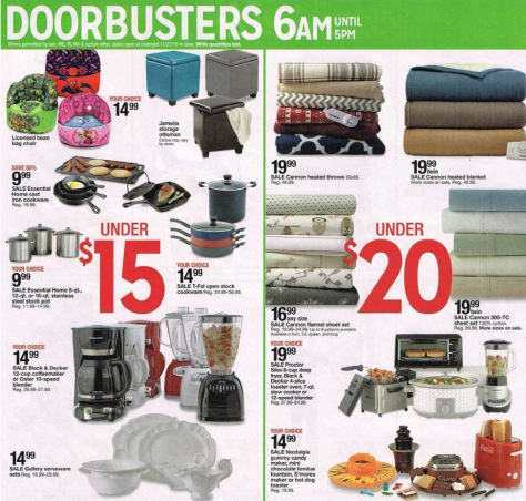 Kmart Black Friday 2015 Ad - Page 5