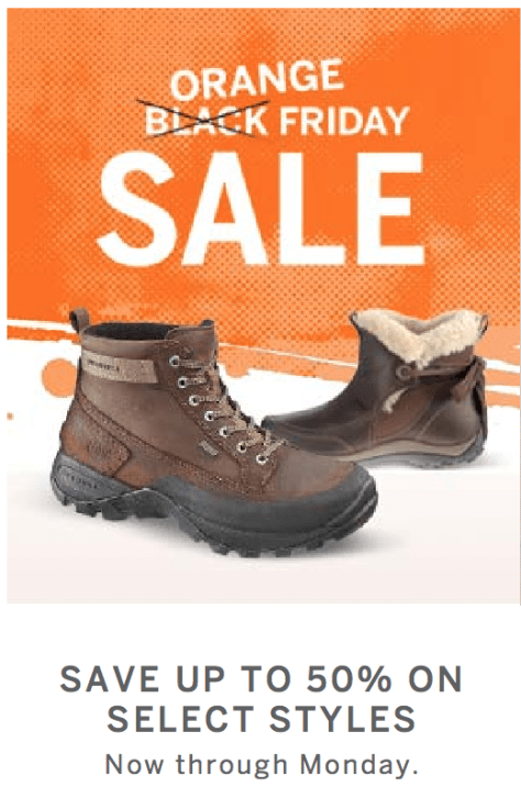 Merrell Black Friday 2015 Flyer - Page 2