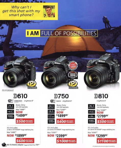 Nikon Black Friday 2015 Ads - Page 3