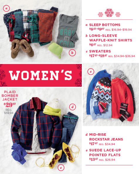 Old Navy Black Friday 2015 Ad - Page 2