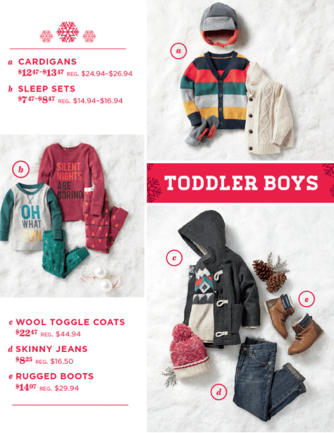 Old Navy Black Friday 2015 Ad - Page 7