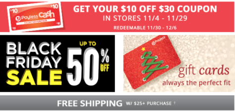 Payless Black Friday 2015 Flyer - Page 6