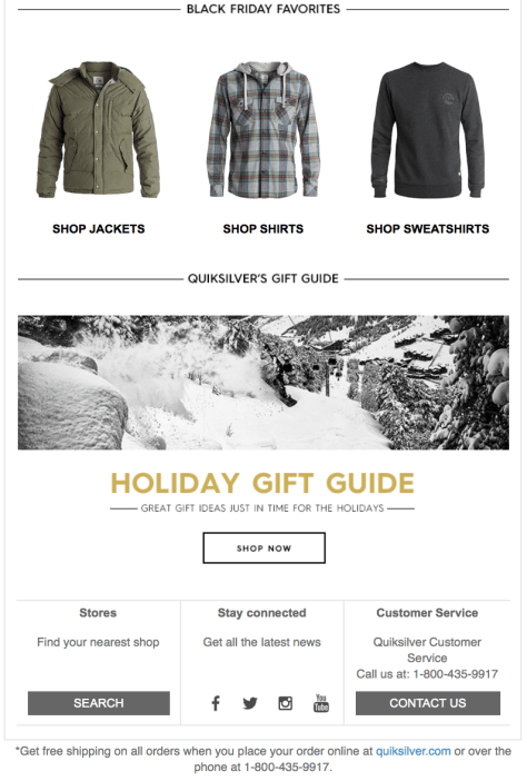 Quiksilver Black Friday 2015 Ad - Page 3