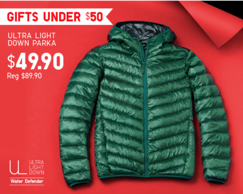UNIQLO Black Friday 2015 Flyer - Page 2