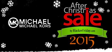 Michael Kors After Christmas Sale 2015