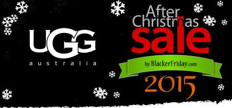 UGG After Christmas Sale 2015