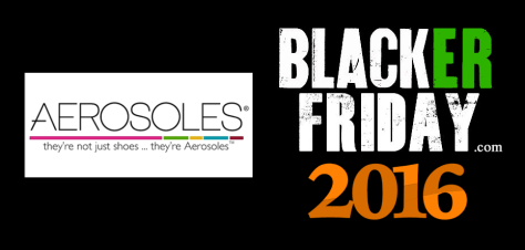Aerosoles Black Friday 2016