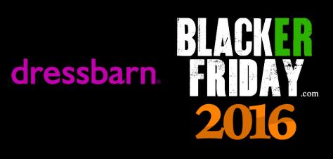 Dress Barn Black Friday 2016