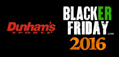 Dunhams Sports Black Friday 2016