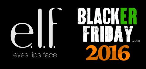ELF Black Friday 2016