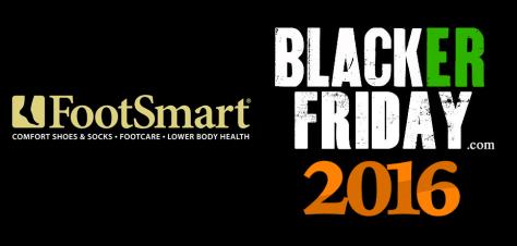 FootSmart Black Friday 2016