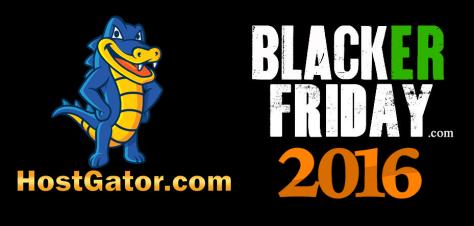 Host Gator Black Friday 2016