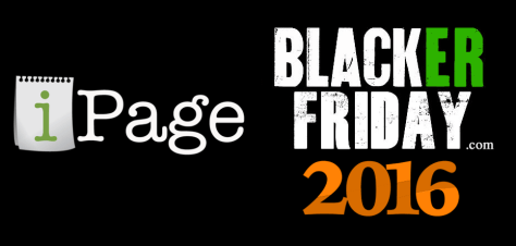 Ipage Hosting Black Friday 2016