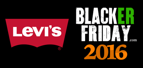 Levis Black Friday 2016