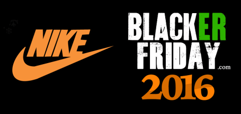Nike Black Friday 2016