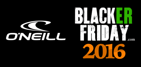 Oneill Black Friday 2016