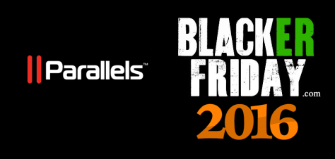 Parallels Black Friday 2016